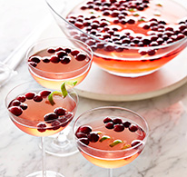 Chandon cran punch