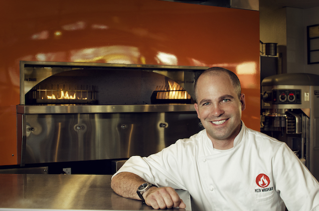 Chef Brad Kent Talks Natural Ingredients and Blaze Pizza