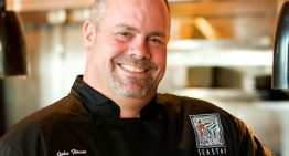 Taste of the NFL Chef Chat: John Howie of Bellevue and Seattle, Wash.
