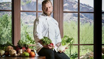 AZ Wine & Dine Chef Chat: Chris Neff