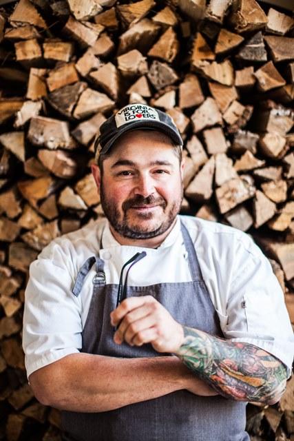 Chef Sean Brock - Credit Andrea Behrends