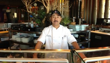 Get to Know Shin Toyoda of Sushi Roku