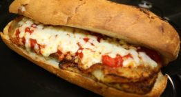 Recipe: Chicken Parmesan Sandwich
