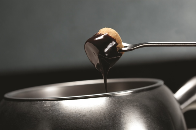 Chocolate-Fondue-Marshmallow