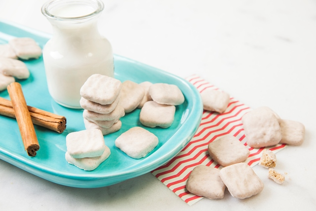 Cinnamon Yogurt Mini Grahams
