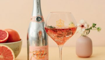 Recipes: Springy Veuve Clicquot Cocktails