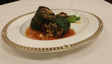 National Nutrition Month Recipe: Stuffed Swiss Chard