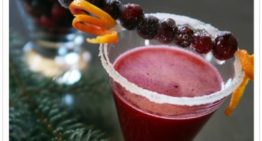 Recipes: Christmas Cocktails