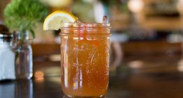 Recipes: End-of-Summer Sips