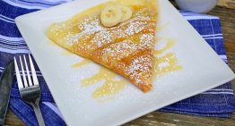 The Crepe Club Seeks New Crepe Flavor