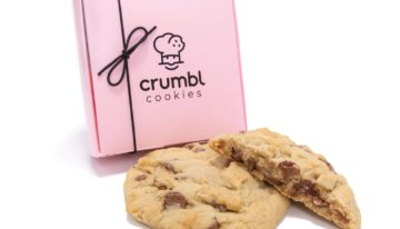 National Cookie Day at Crumbl