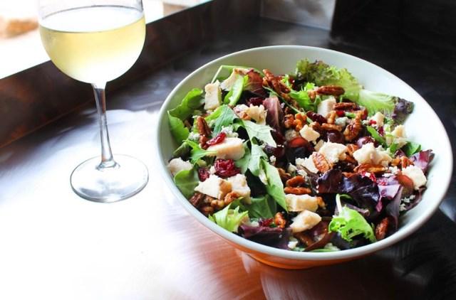 DV Field Greens Salad