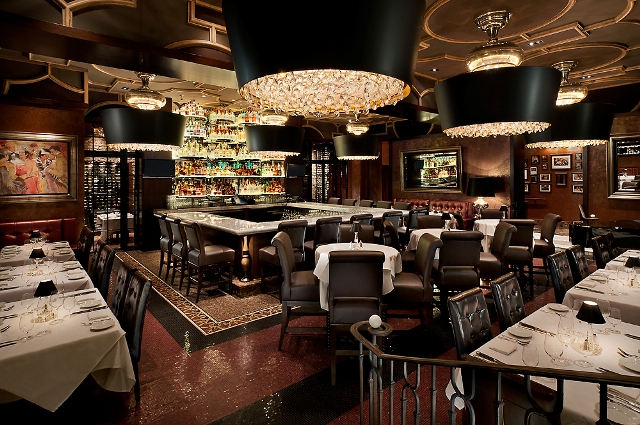 Opens Tomorrow Luxury Steakhouse At Scottsdale Quarter