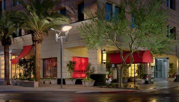 Most Expensive Restaurants Phoenix Opens Tomorrow Luxury Steakhouse At Scottsdale Quarter