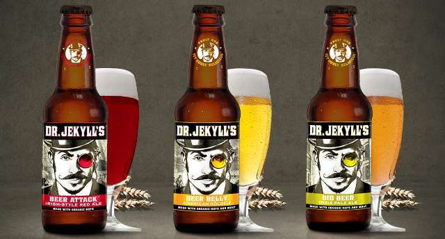 Dr  Jekyll's Organic Superfoods Craft_Beer