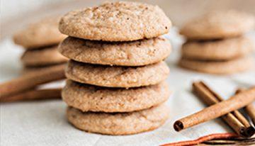 Recipe: Eggnog Cookies