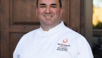 Taste of the NFL Flavors of the Valley Chef Chat: Rich Hinojosa
