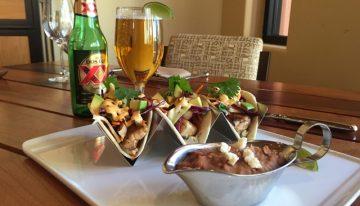 Recipe: Mole-Dusted Fish Tacos