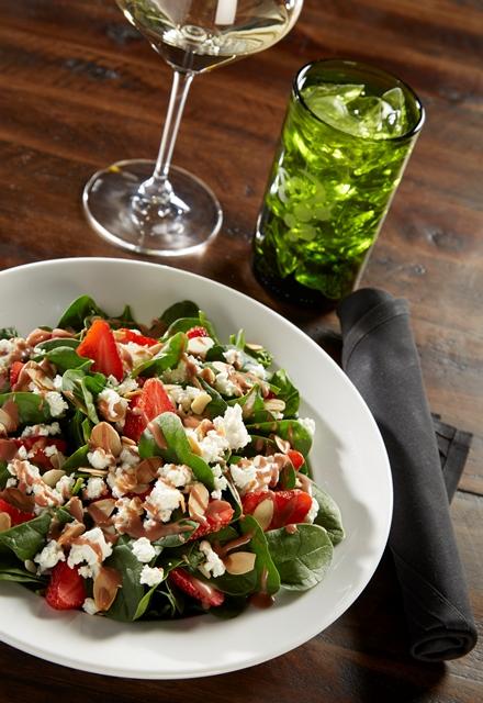 Grape Bistro salad