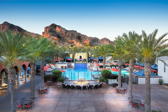 Discover Rioja Weekend at Omni Scottsdale Resort & Spa at Montelucia