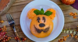 Halloween Foodie Finds at Disneyland