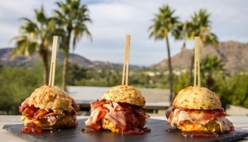 Super Bowl Recipe: Ham and Jam Sliders by Beau MacMillan