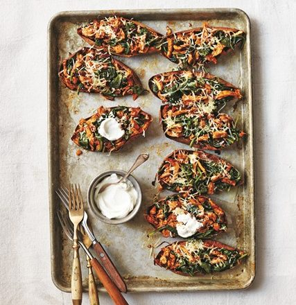 """Recipes: Healthy """"Fangating"""" for Game Day"""
