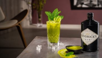 Recipe: Hendrick's Matcha Mojito