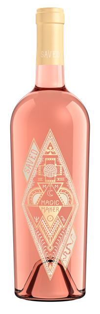 High-Res PNG-SAV Rose 750ml Bottle Shot