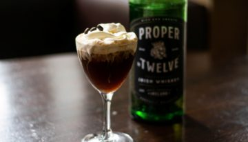 Recipes: Irish Coffee Two Ways
