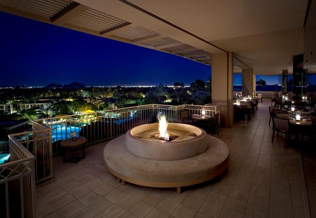 Phoenix and Scottsdale Restaurants With Scenic Views