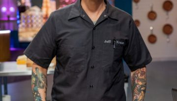 Tempe's Jeff Kraus Shares What it Took to Compete on Food Network's Vegas Chef Prizefight