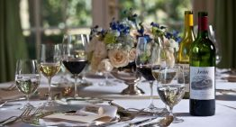 Wine Dinners at The Phoenician and Sanctuary