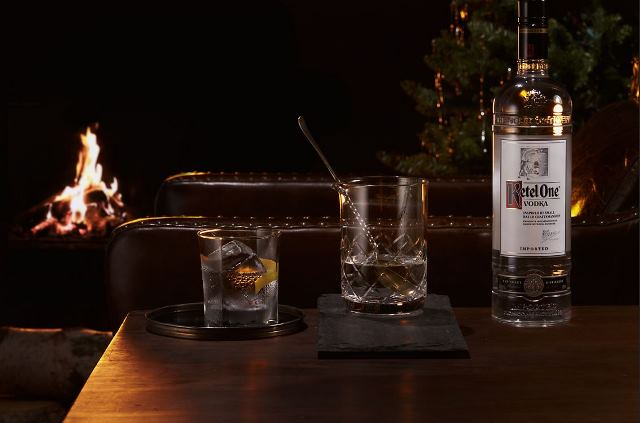 Ketel One Martini