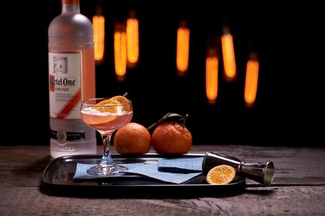 Ketel One Oranje Cosmopolitan
