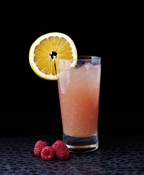 Ketel One Raspberry Lemonade