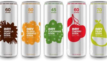 Grocery Great: Dry Soda
