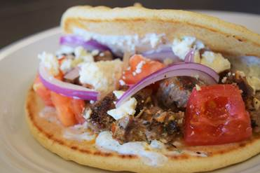 Recipe: Lamb Souvlaki