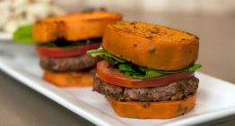 Recipe: Sweet Potato Turkey Burger Sliders