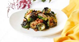 Recipe: Honey Balsamic Brussels Sprouts