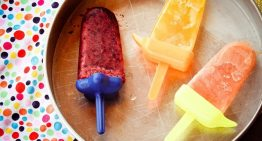 Recipes: Maple Ice Pops