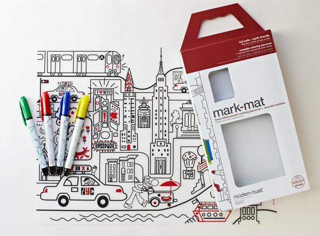 Mark-Mat Open
