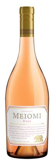 Meiomi Rose 2016 Bottle Shot