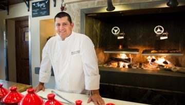 Executive Chef Marcos Seville Talks Tapas
