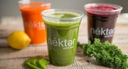 A Taste of Nekter and Grabbagreen