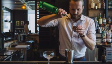 Blue Hound Kitchen & Cocktails Welcomes New Head Bartender