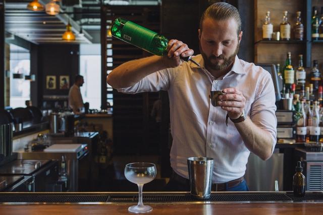 Blue Hound Kitchen & Cocktails Welcomes New Head Bartender