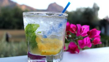 Recipes: Fall Cocktails from El Chorro