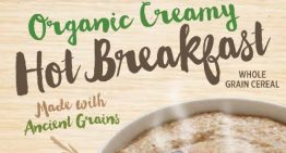Grocery Great: Bakery on Main's Organic Creamy Hot Breakfast