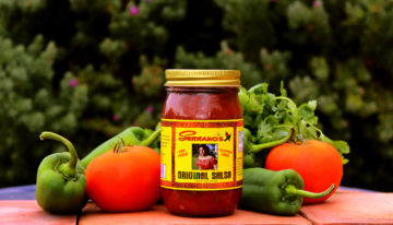 Serrano's partners with d'Vine Gourmet to offer family's Original Salsa and Red Hot Sauce products